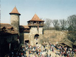 Tradiční velikonoční jarmark na Novém hradě